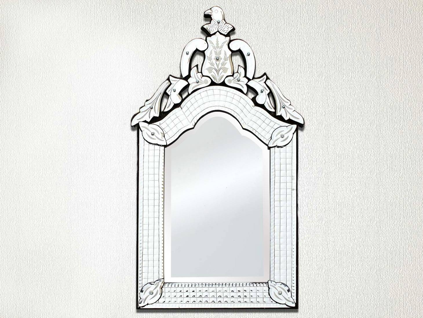 Venetian Mirror-25. Inches X 12.5 Inches for Long Venetian Mirrors (Image 18 of 25)