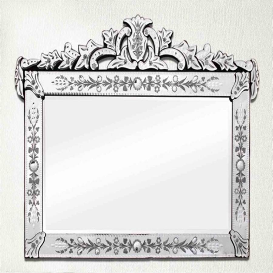 "Venetian Mirror ""igv 41A"" with regard to Modern Venetian Mirrors (Image 24 of 25)"