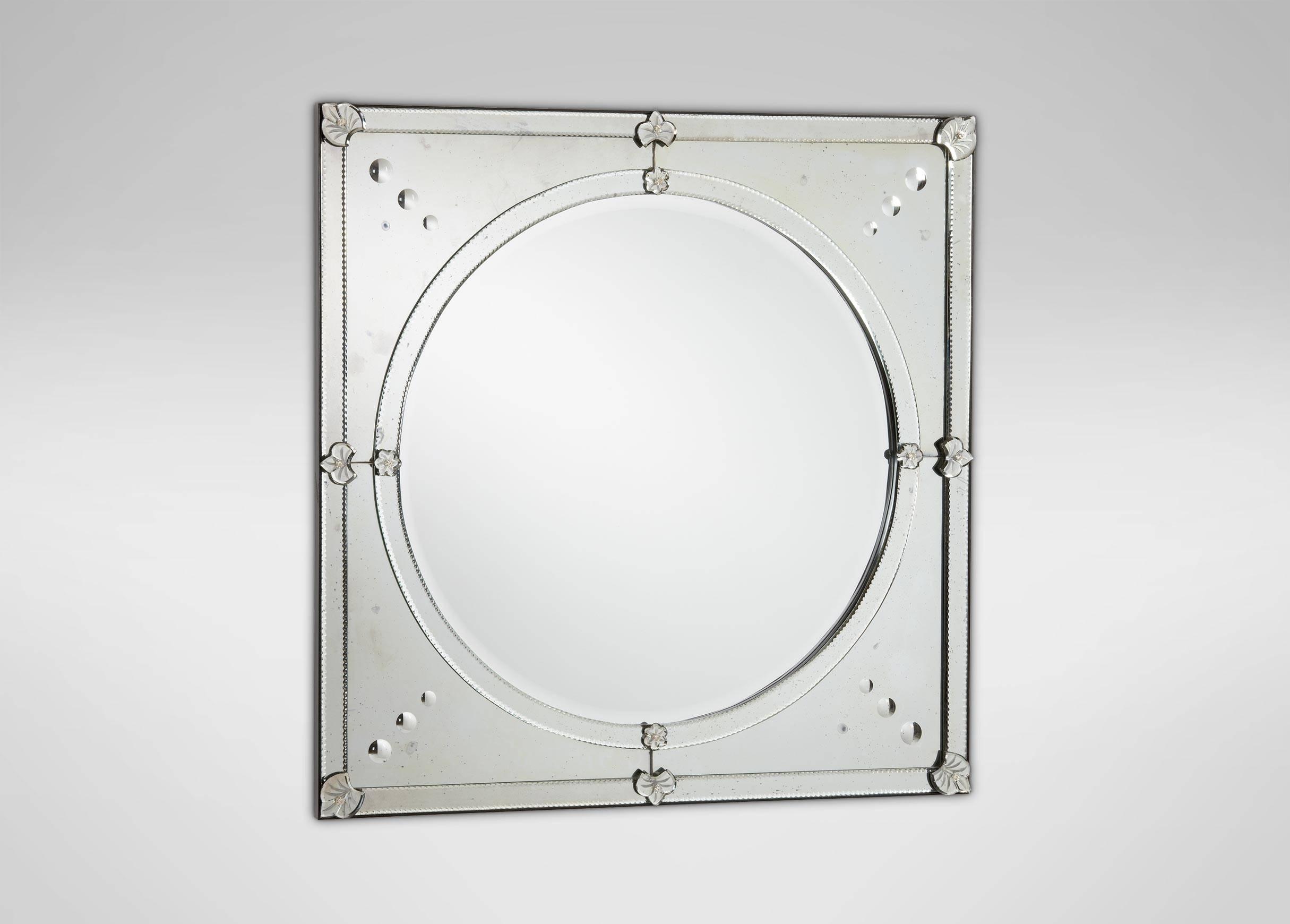 Venetian Mirror. Venetian Mirror (View 21 of 25)