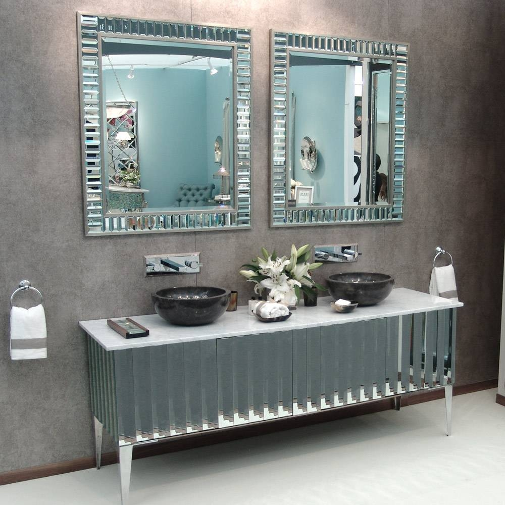 Venetian Mirrors ― Simpsons London with Venetian Table Mirrors (Image 24 of 25)