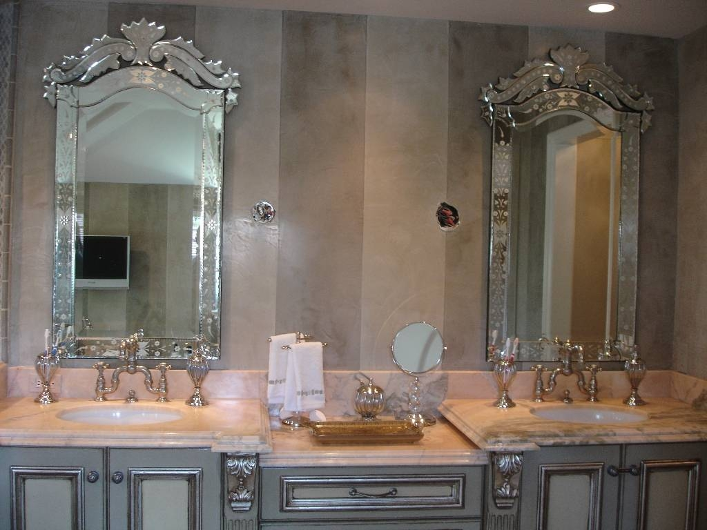 Venetian Mirrors For Bathroom | Home with Venetian Mirrors (Image 23 of 25)