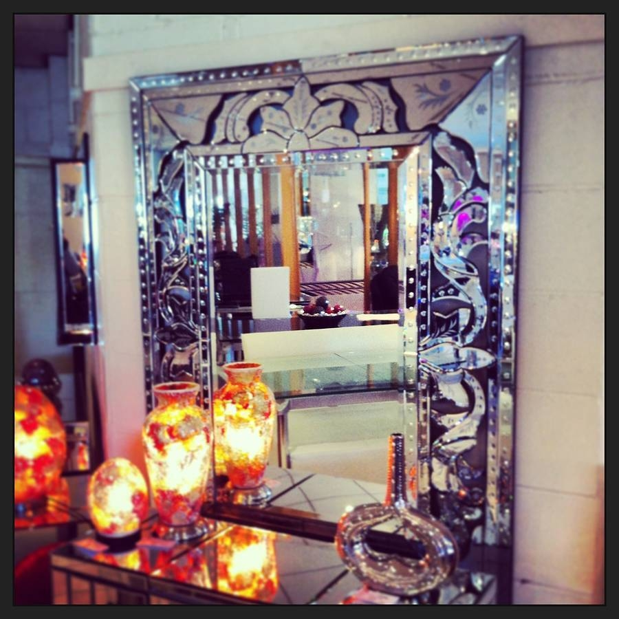 Featured Photo of Venetian Style Wall Mirrors