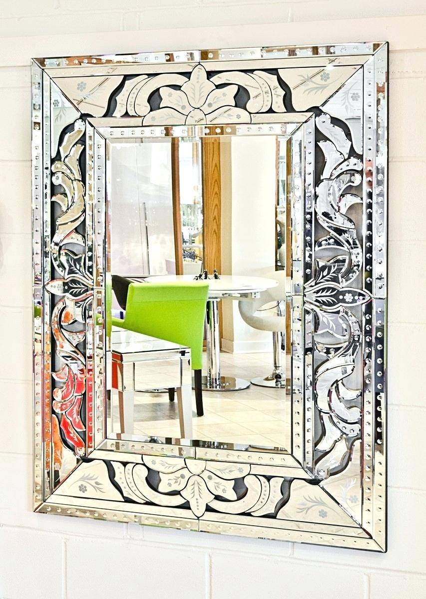 Venetian Wall Mirrors – Amlvideo for Venetian Wall Mirrors (Image 25 of 25)