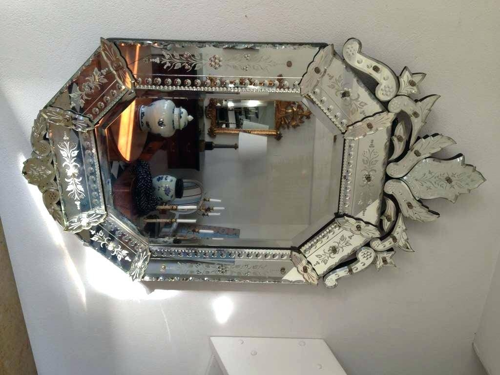 Venetian Wall Mirrors – Amlvideo Throughout Large Glass Bevelled Wall Mirrors (View 25 of 25)