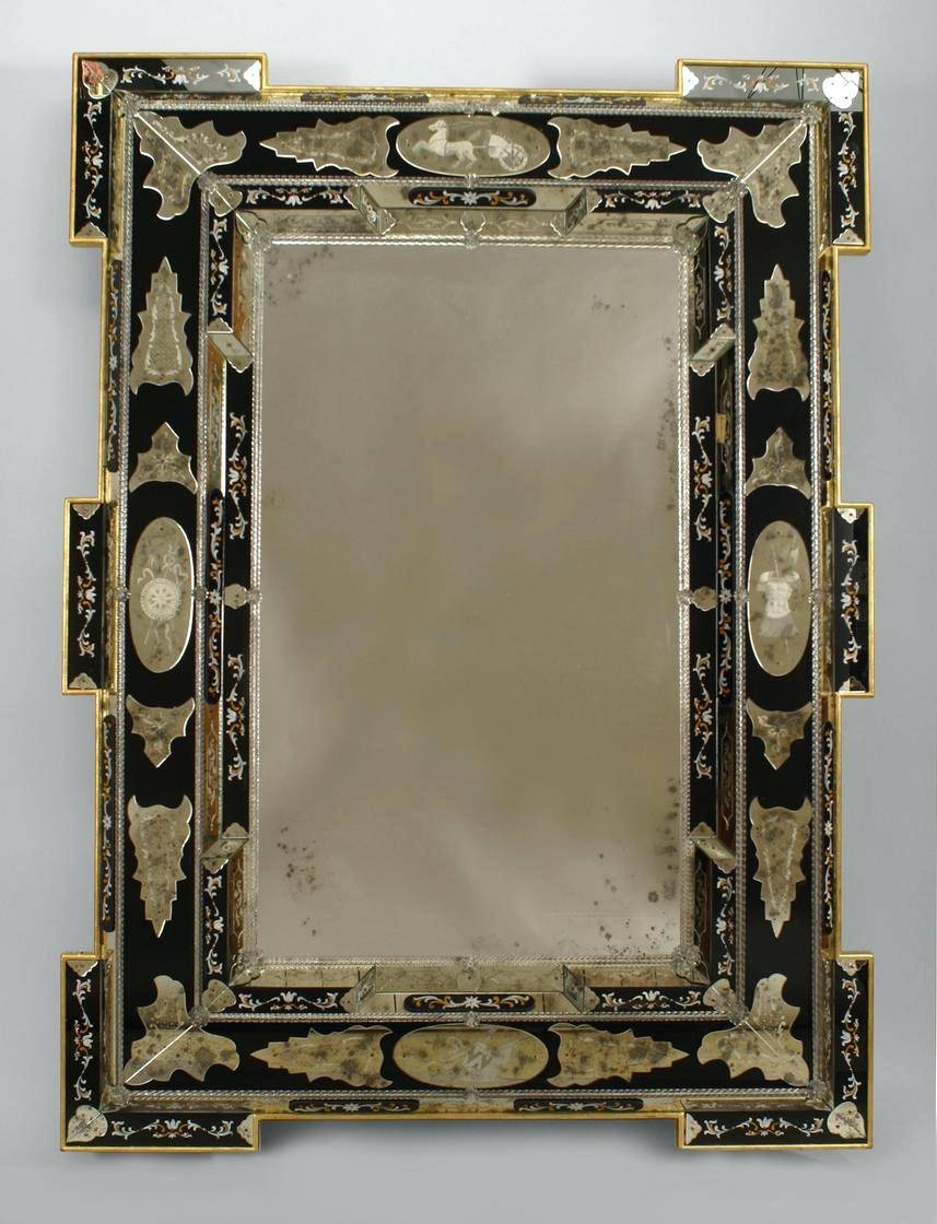 Venetian Wall Mirrors – Amlvideo with regard to Large Venetian Mirrors (Image 23 of 25)