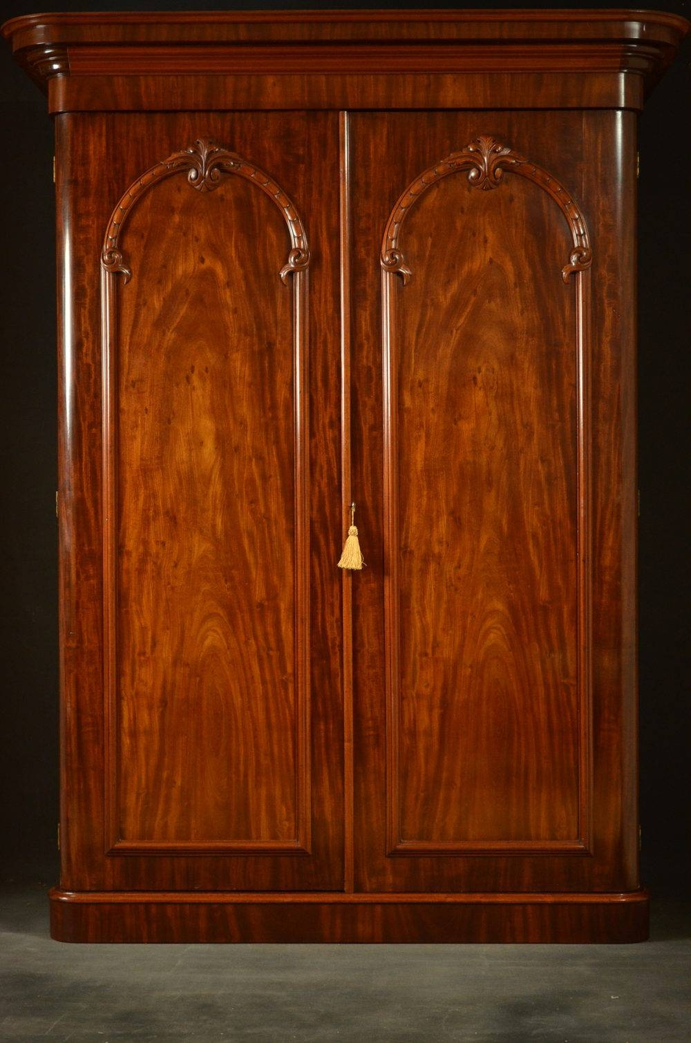 Victorian Wardrobe - Antiques Atlas intended for Victorian Wardrobes (Image 13 of 15)