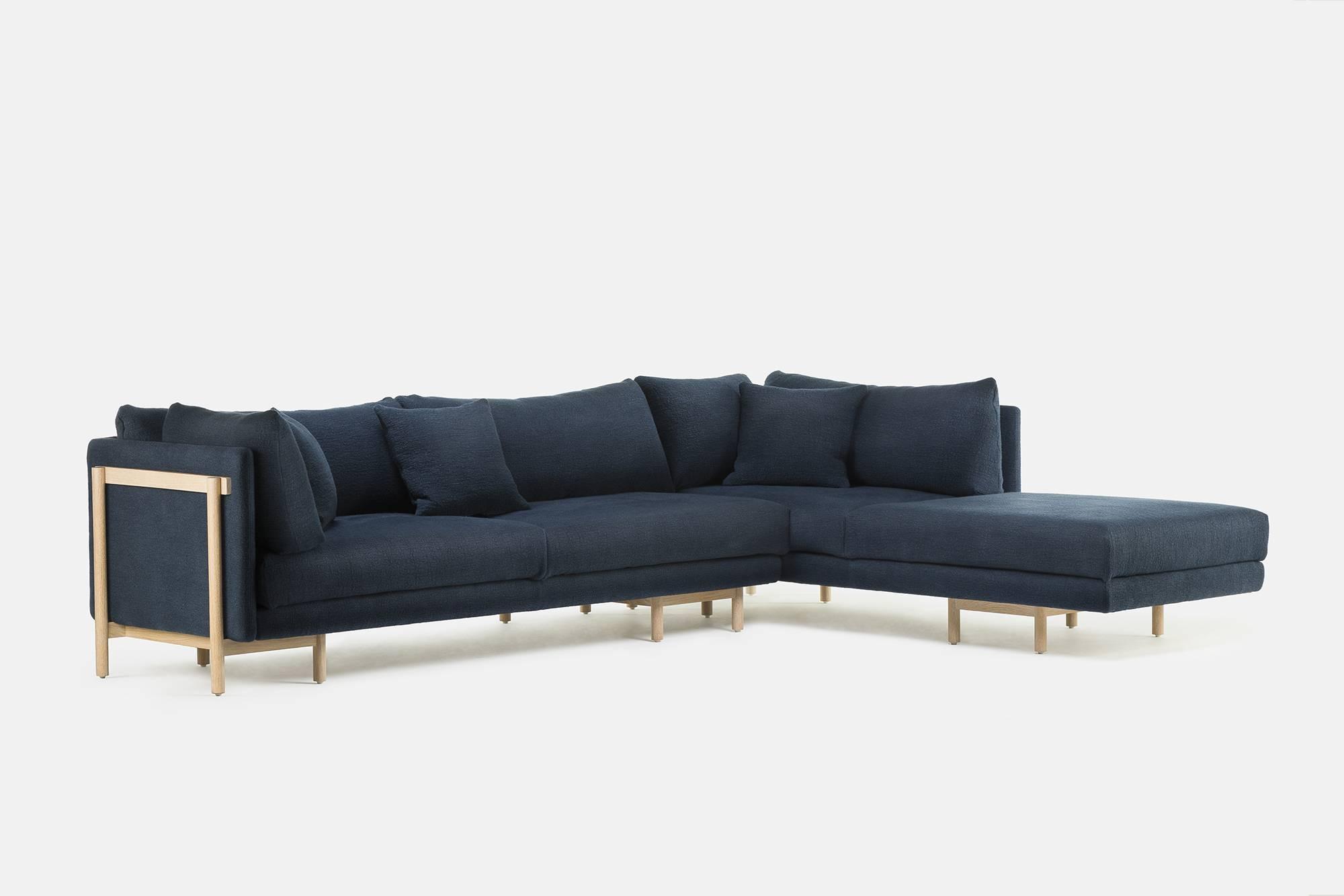 Viewing Neri&hu 766Mb/mc Frame Corner Unit Sofa Product inside Sofa Corner Units (Image 28 of 30)