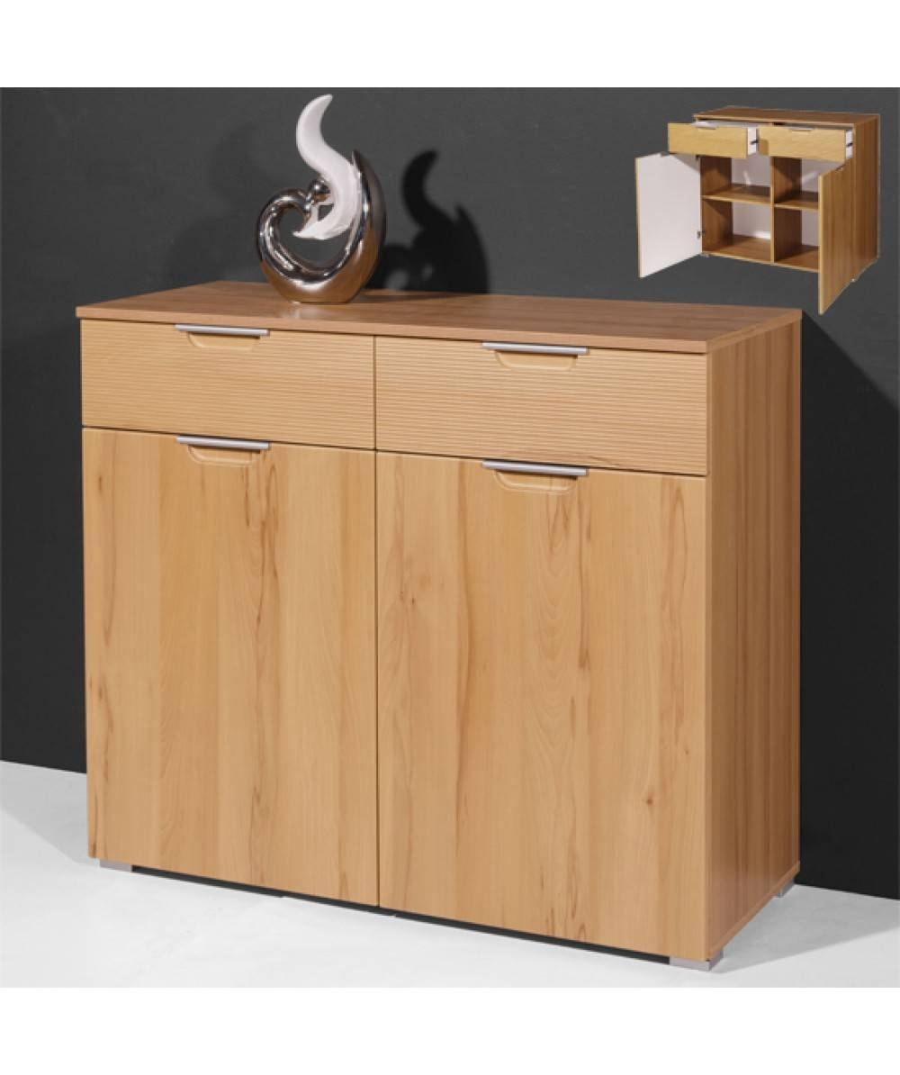 Village Core Beech Sideboard, 3096-50 - Sideboards & Buffets inside Beech Sideboards (Image 26 of 30)