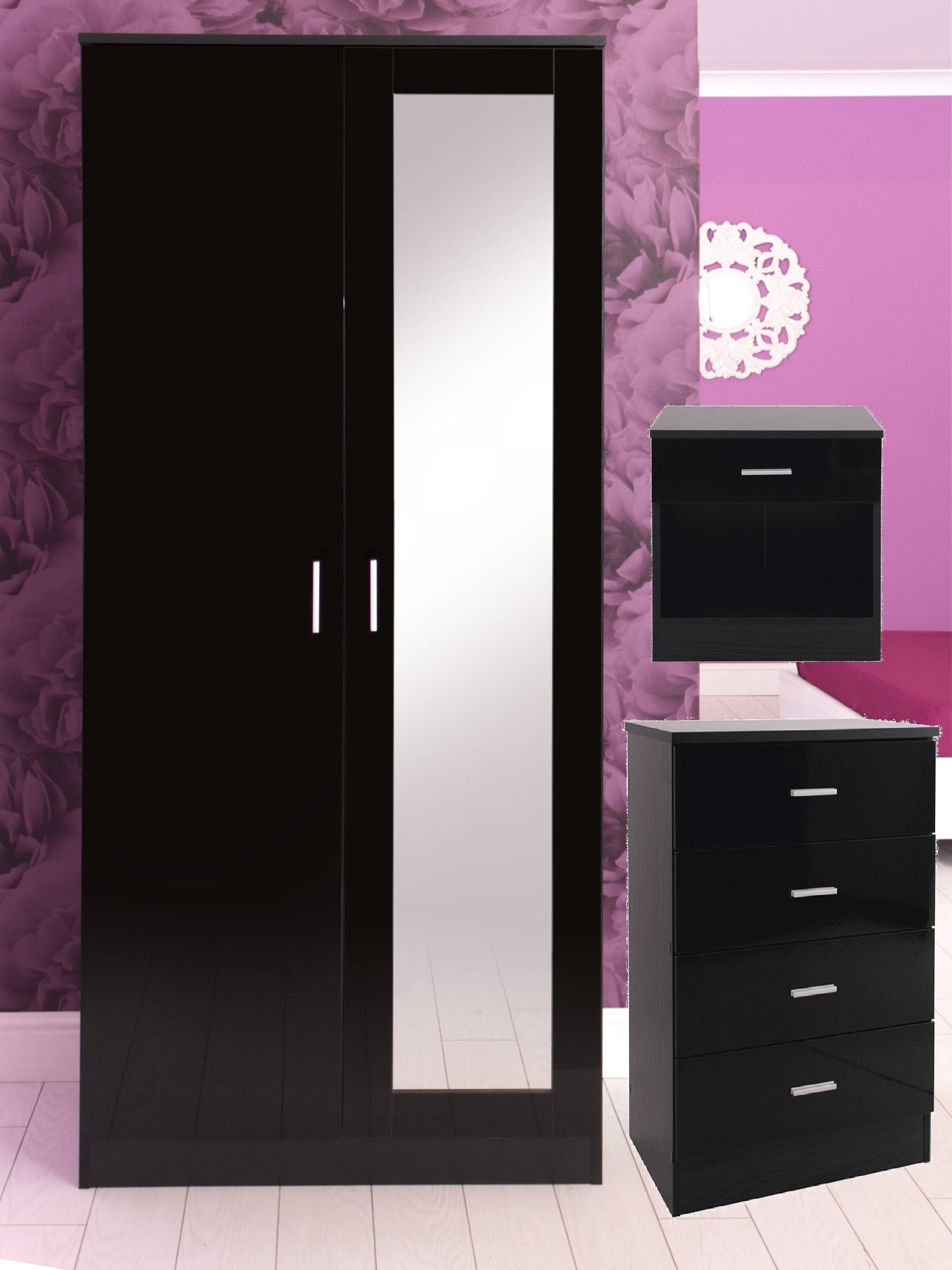 Village Interiors Online Furniture Warehouse for Wardrobes Sets (Image 14 of 15)