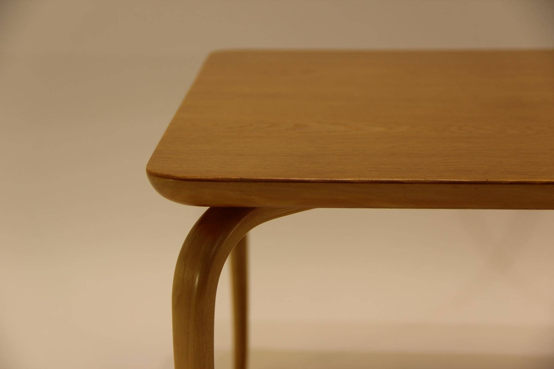 Vintage Annika Oak & Beech Coffee Tablebruno Mathsson For Karl throughout Beech Coffee Tables (Image 23 of 30)