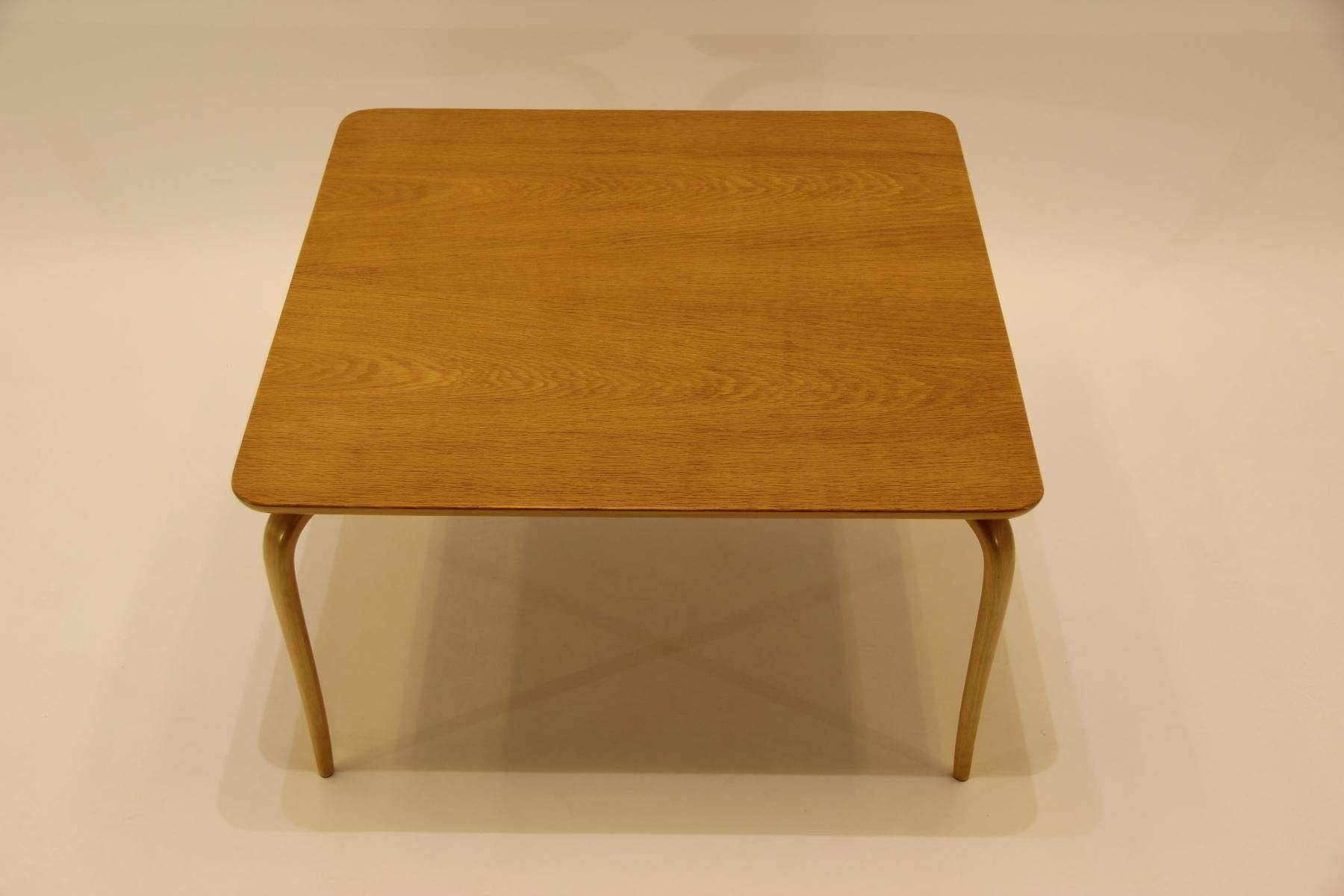 Vintage Annika Oak & Beech Coffee Tablebruno Mathsson For Karl with Beech Coffee Tables (Image 25 of 30)