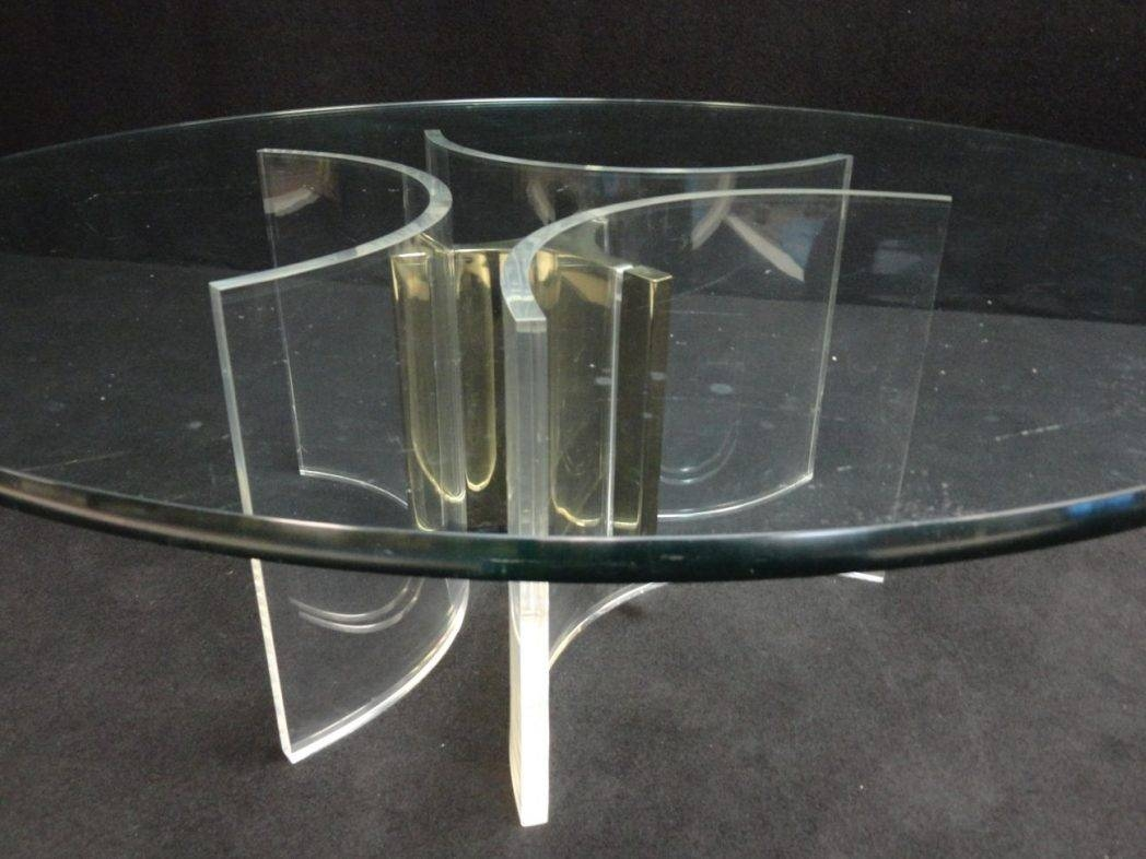 Vintage Brass And Glass Coffee Table For Sale At Pamono Ba / Thippo within Antique Brass Glass Coffee Tables (Image 34 of 37)