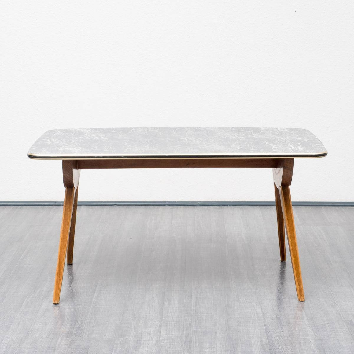 Vintage Coffee Table With Scissor Legs, 1950S For Sale At Pamono regarding White Retro Coffee Tables (Image 26 of 30)