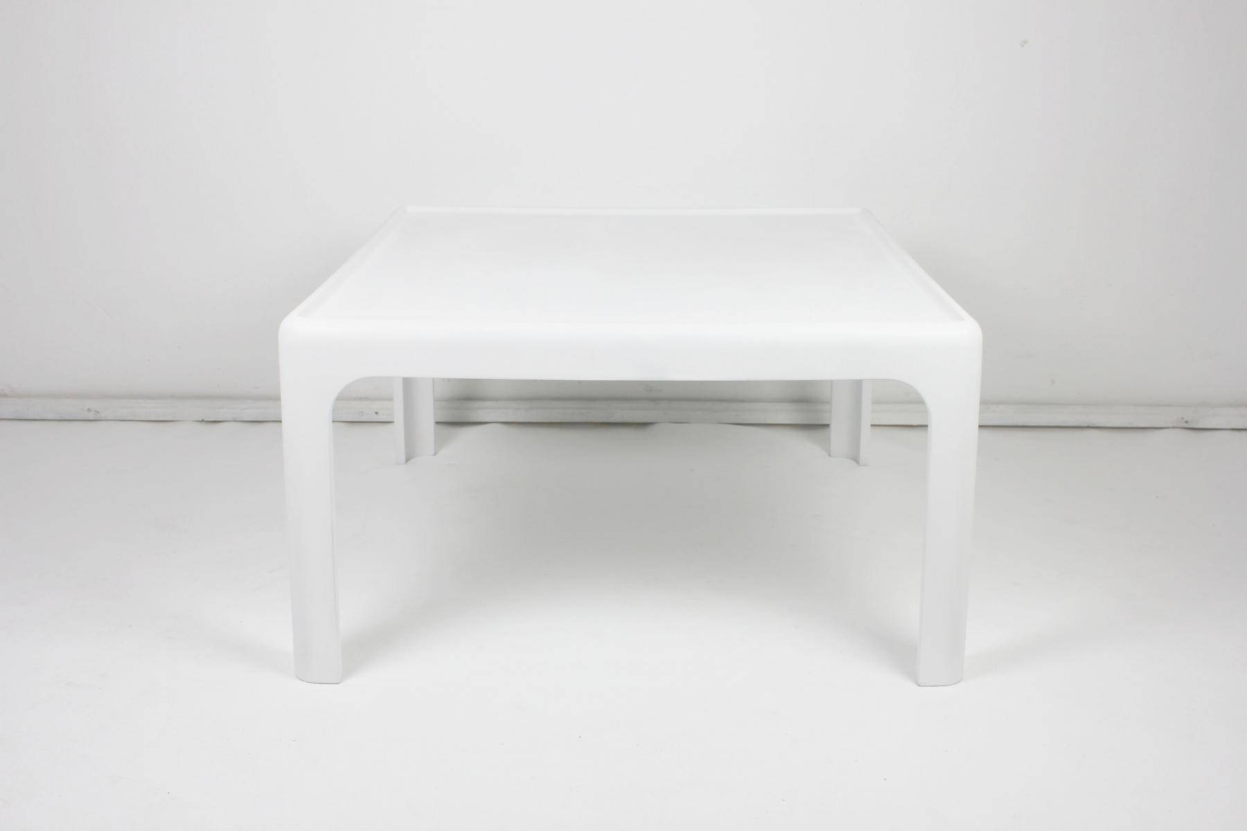 Vintage Coffee Tablepeter Ghyczy For Horn Collection, 1969 For for White Retro Coffee Tables (Image 30 of 30)