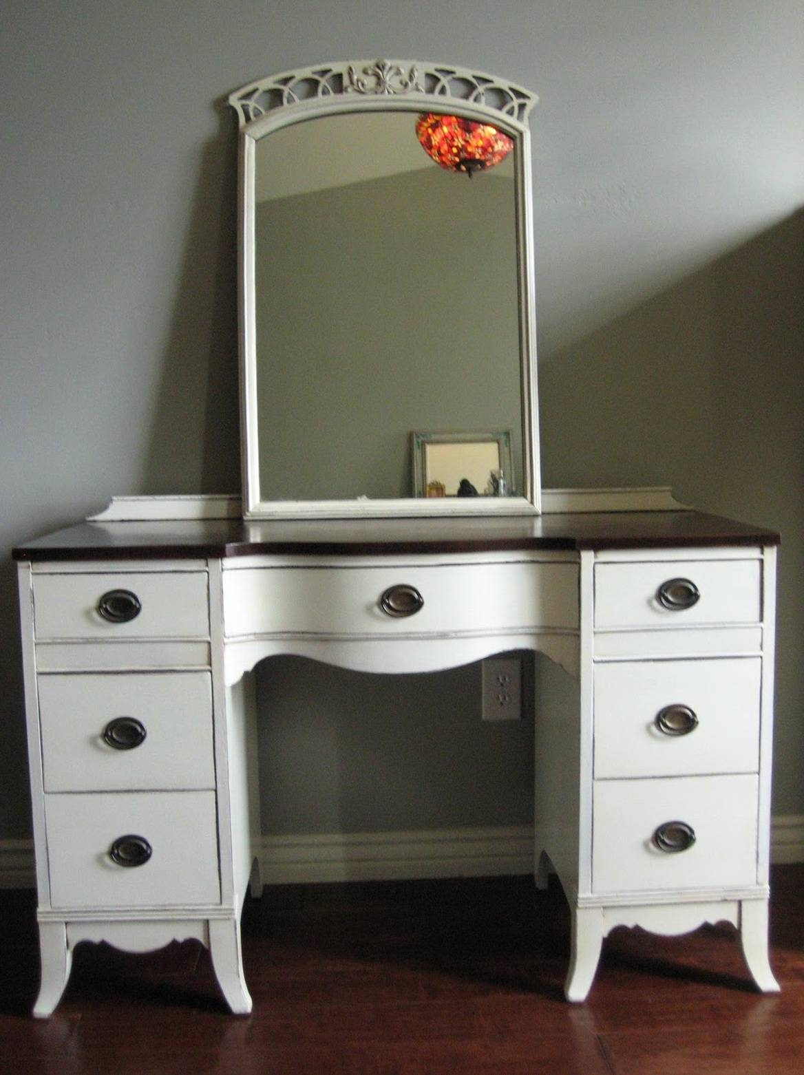 Vintage Dressers With Mirrors – Harpsounds.co in Cheap Vintage Mirrors (Image 25 of 25)