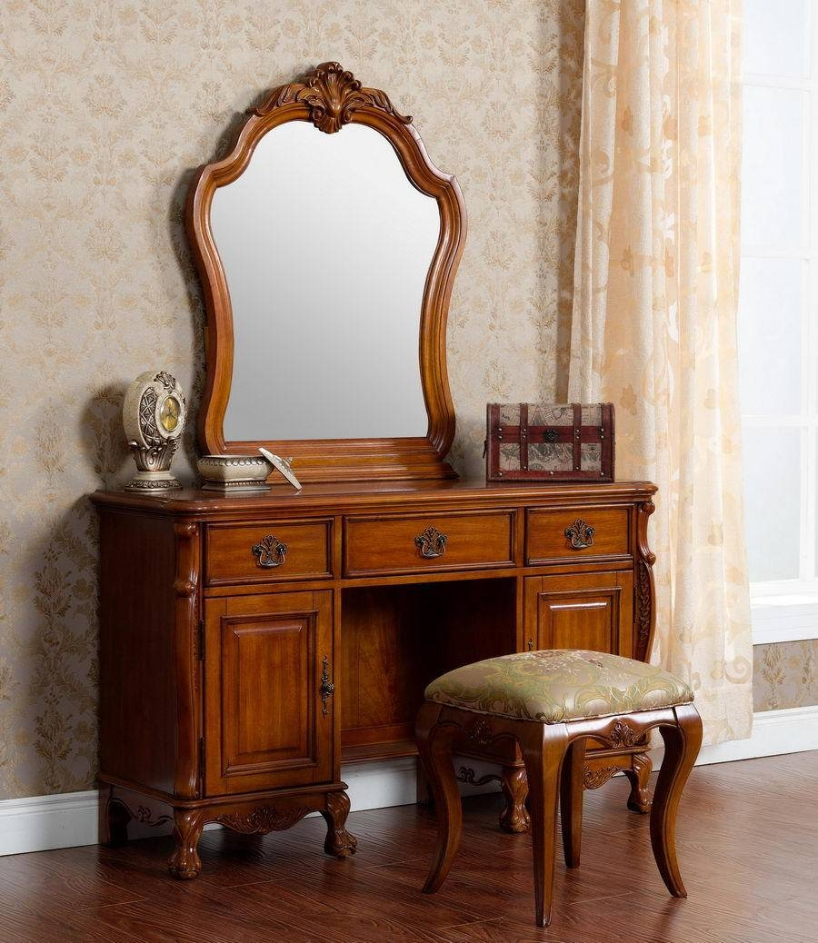 Vintage Dressers With Mirrors – Harpsounds.co within Buy Vintage Mirrors (Image 24 of 25)