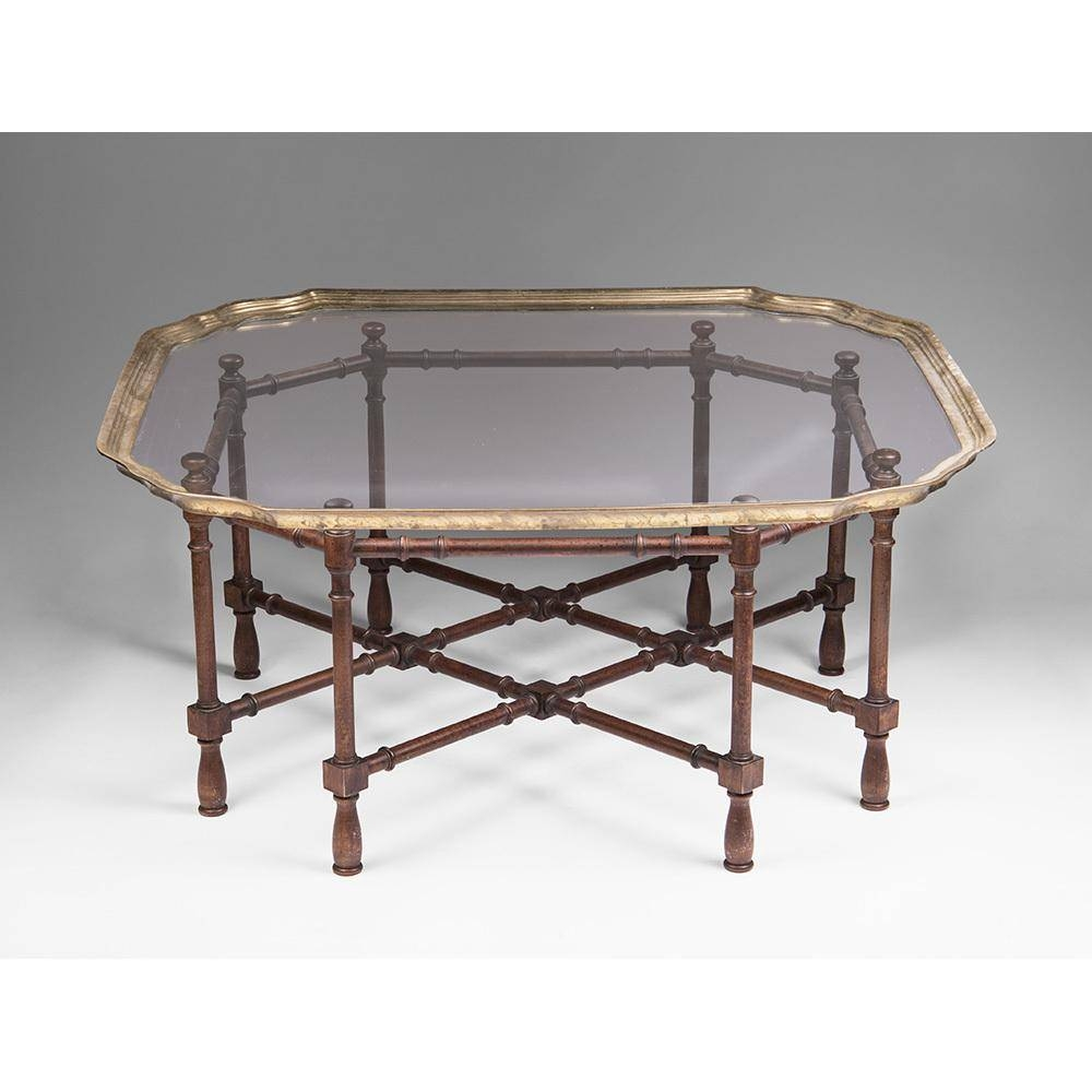 Vintage Glass Top Coffee Tables - See Here — Coffee Tables Ideas in Vintage Glass Top Coffee Tables (Image 25 of 30)
