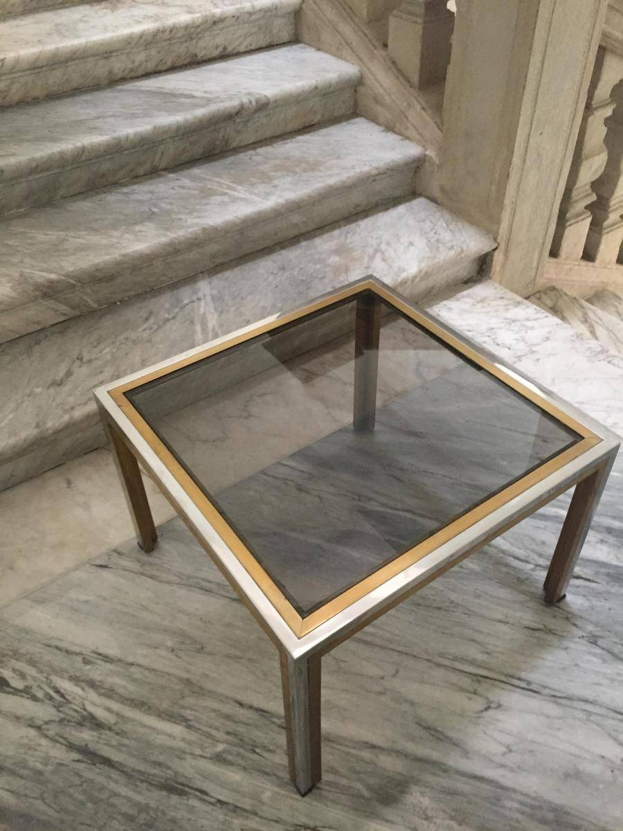 Featured Photo of Retro Smoked Glass Coffee Tables