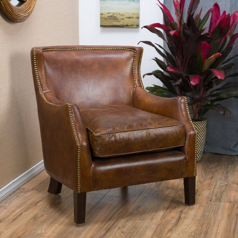 Vintage Leather Chair | Ebay intended for Vintage Leather Armchairs (Image 22 of 30)