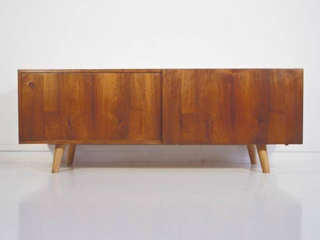 Vintage Low Sideboardib Kofod-Larsen For Faarup Møbelfabrik for Low Sideboards (Image 28 of 30)