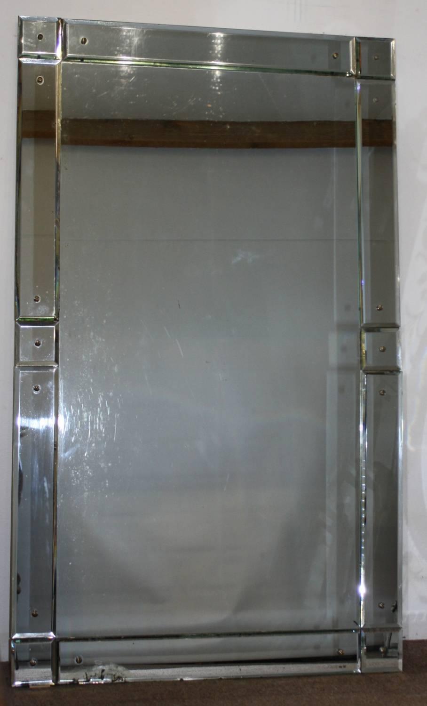Vintage Mirror With Square Corners regarding Square Venetian Mirrors (Image 25 of 25)