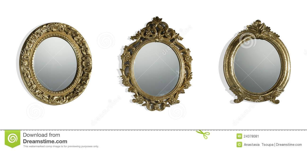 Vintage Mirrors Stock Image - Image: 24378081 in Vintage Mirrors (Image 23 of 25)