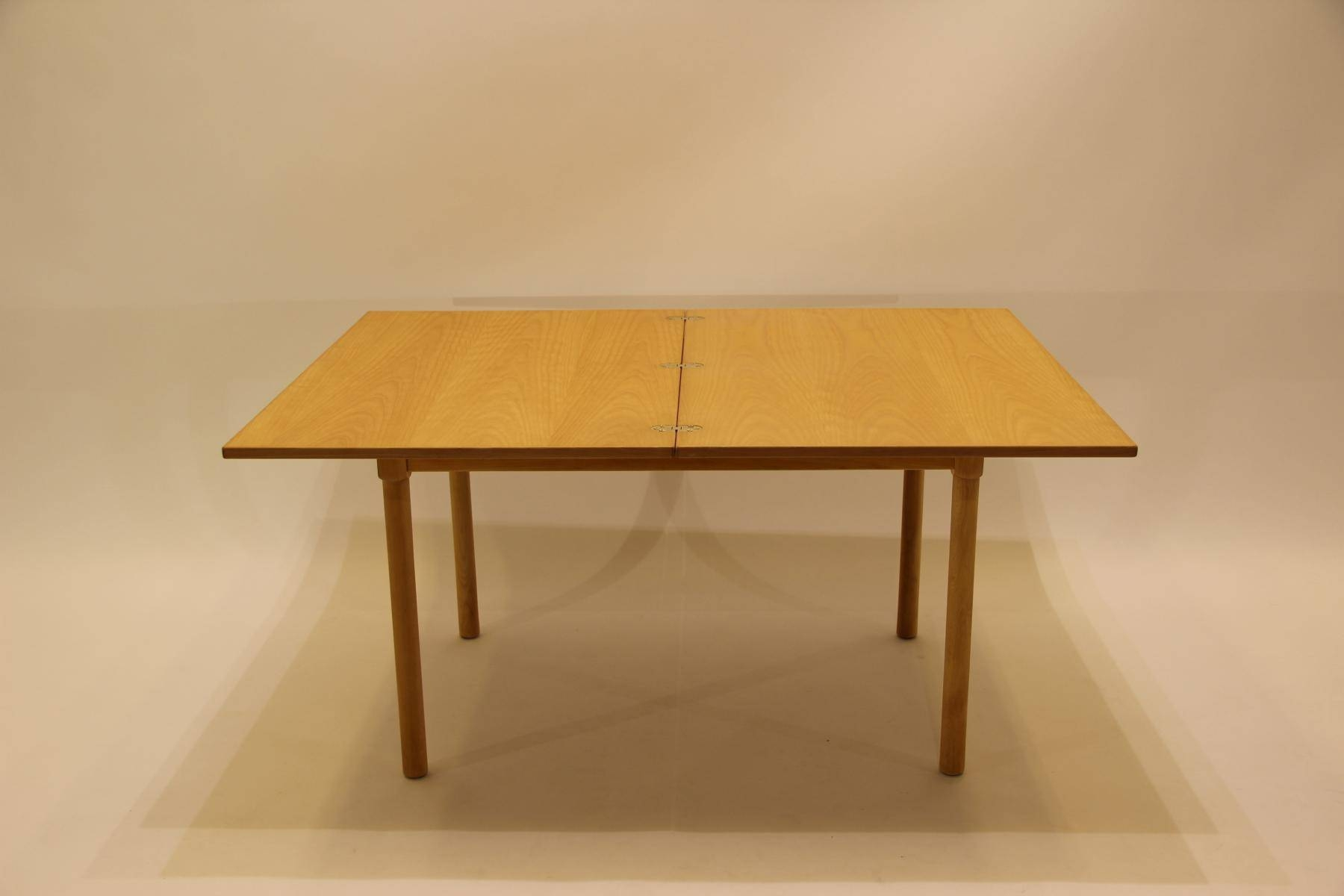 Vintage Model 4500 Beech Coffee Tablebørge Mogensen For Fritz inside Beech Coffee Tables (Image 29 of 30)