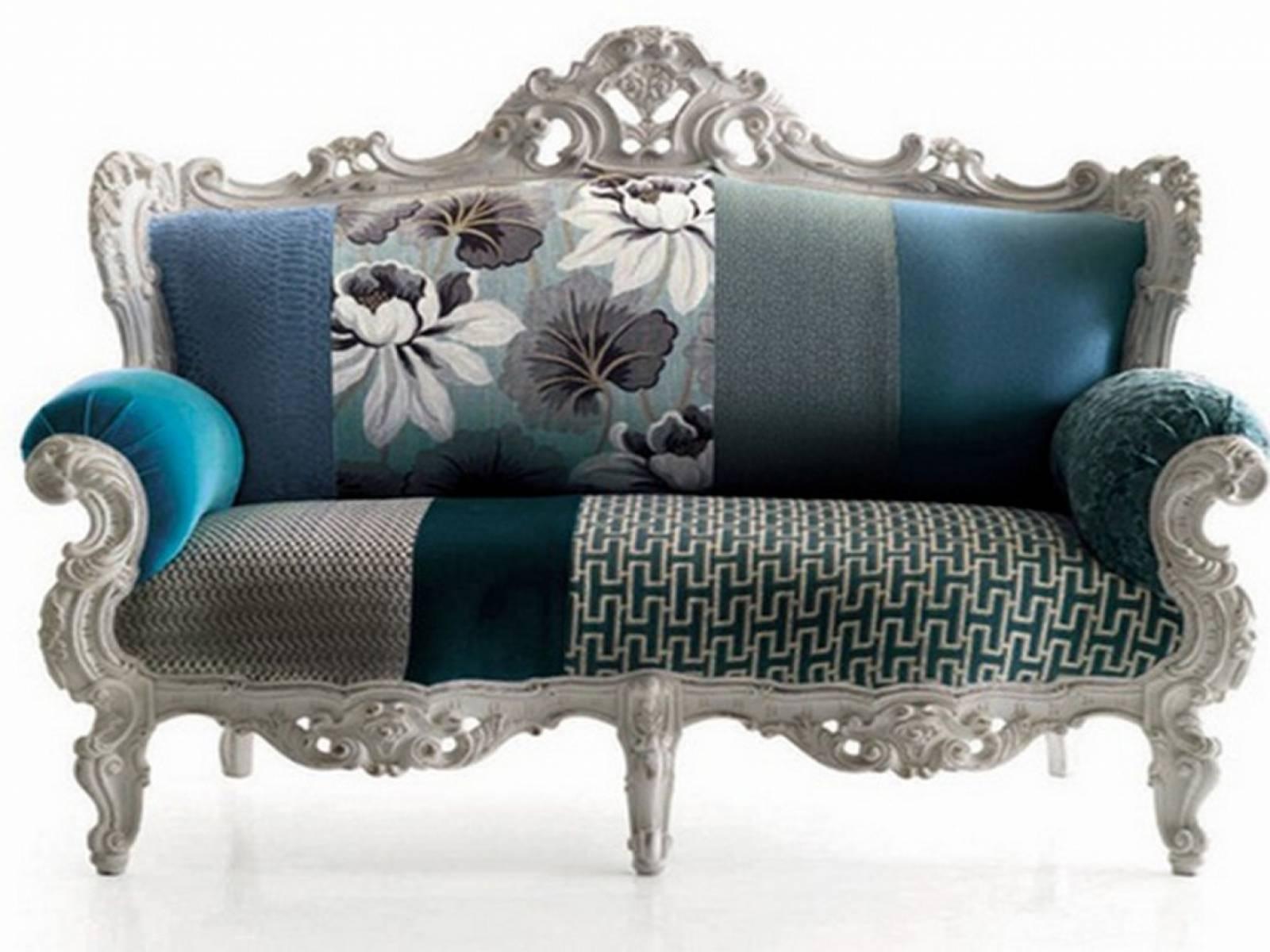 Vintage Modular Leather Patchwork Sofa For Sale At Pamono ~ Idolza regarding Vintage Sofa Styles (Image 26 of 30)