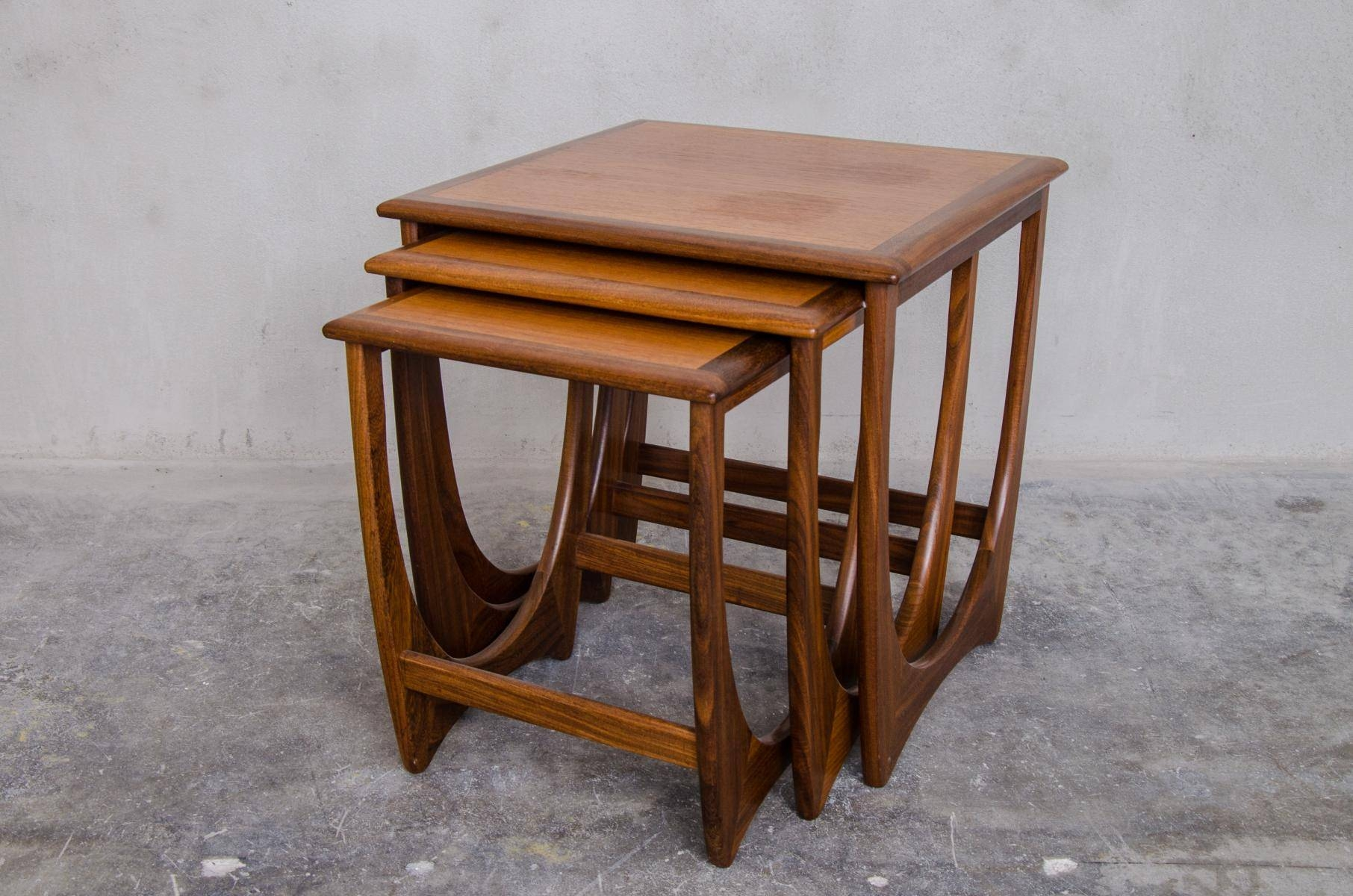 Vintage Nesting Tables And Stacking Tables Online Shop | Buy With Stackable Coffee Tables (View 30 of 30)