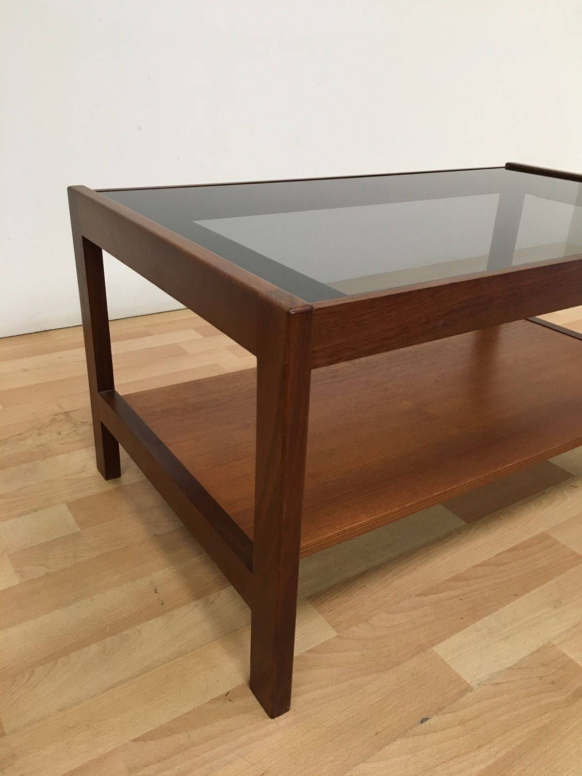 30 The Best Retro Smoked Glass Coffee Tables