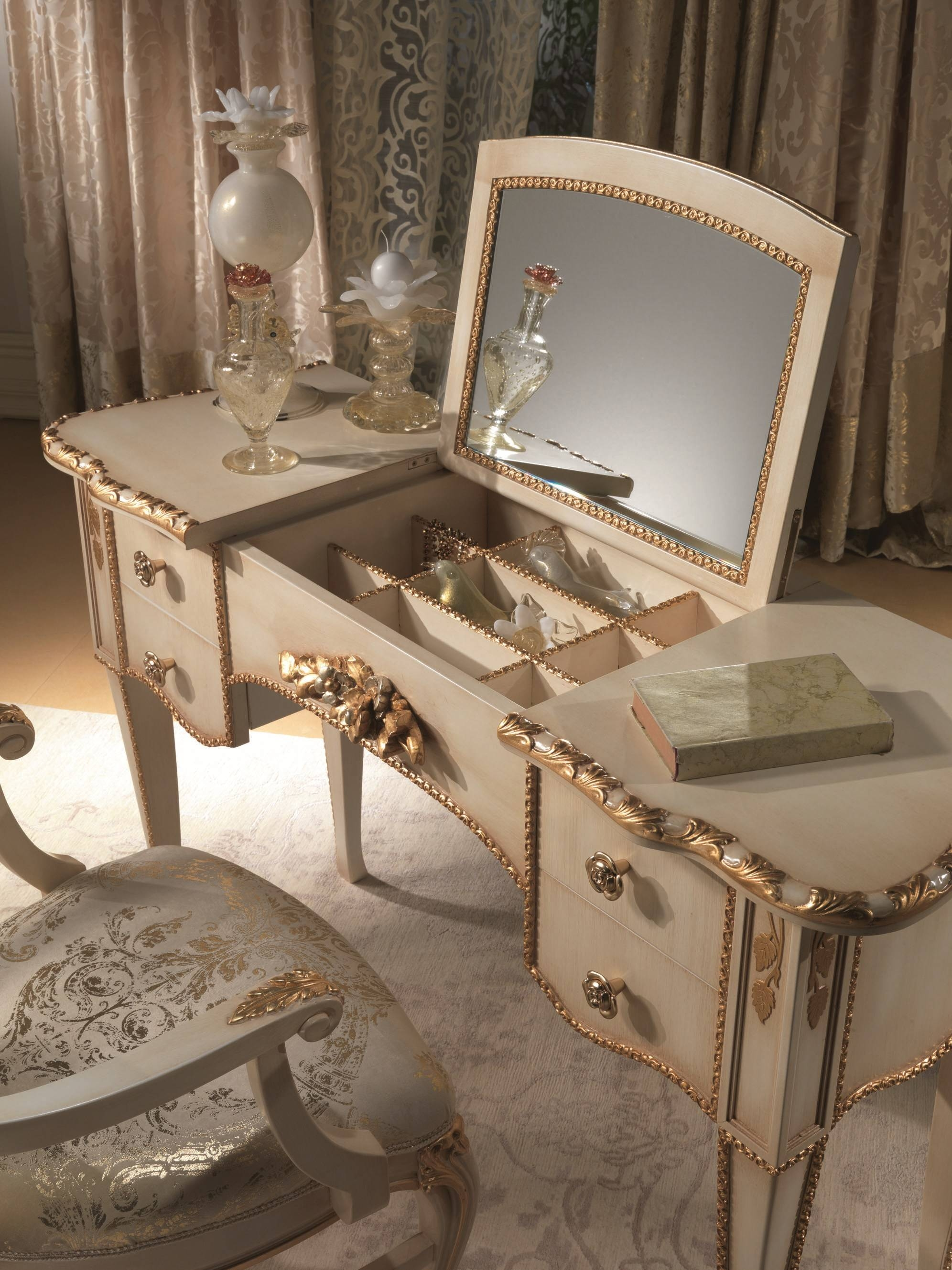 Vintage Style Dressing Table Mirrors - Dress Style intended for Vintage Style Mirrors (Image 23 of 25)
