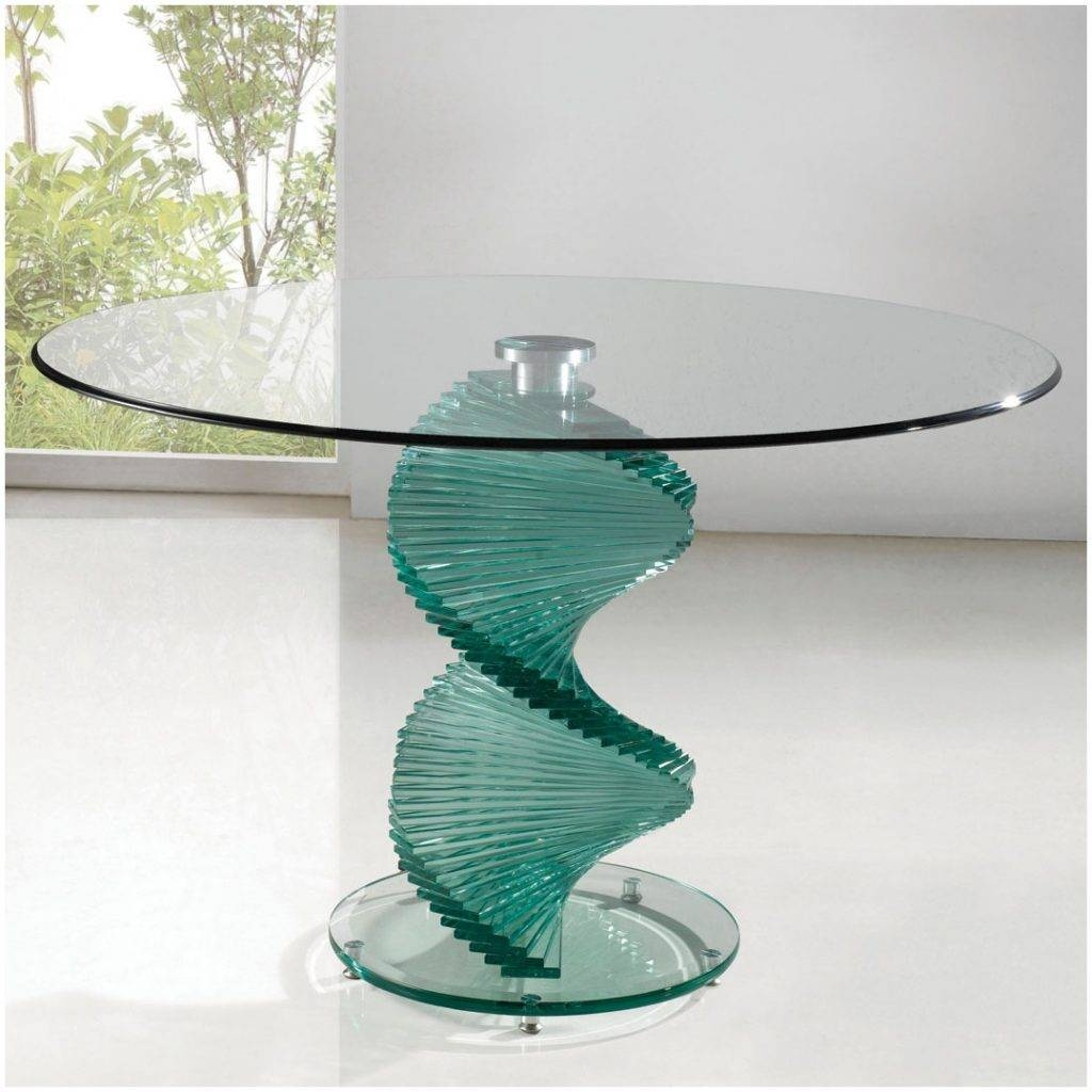 Vintage Swirl Glass Coffee Table – Cocinacentral.co for Swirl Glass Coffee Tables (Image 25 of 30)