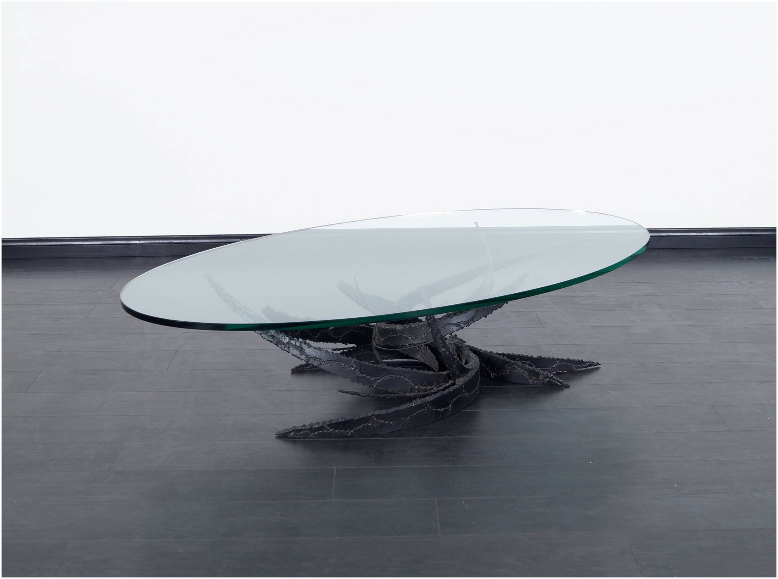 Featured Photo of Swirl Glass Coffee Tables