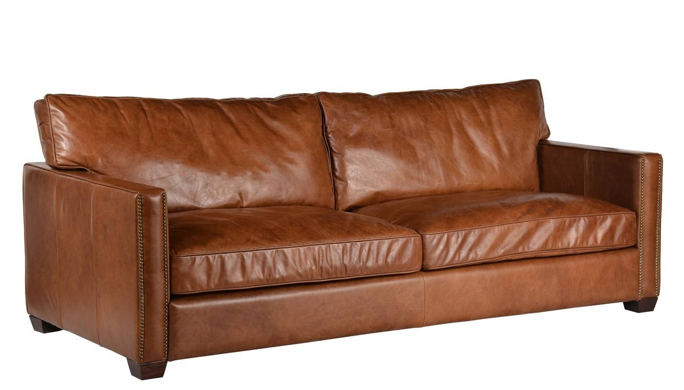 Viscount William 3 Seater Sofa - Sofas within Two Seater Sofas (Image 30 of 30)