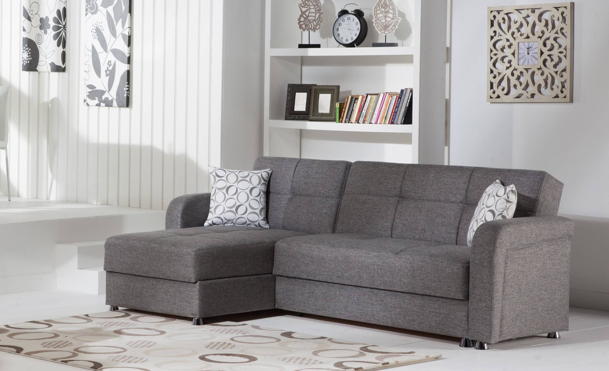 Top 30 of Convertible Sectional Sofas