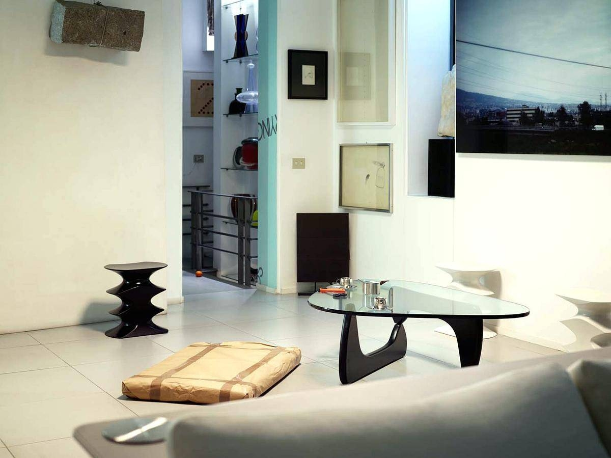 Vitra Coffee Tableisamu Noguchi, 1944 - Designer Furniture for Noguchi Coffee Tables (Image 24 of 30)