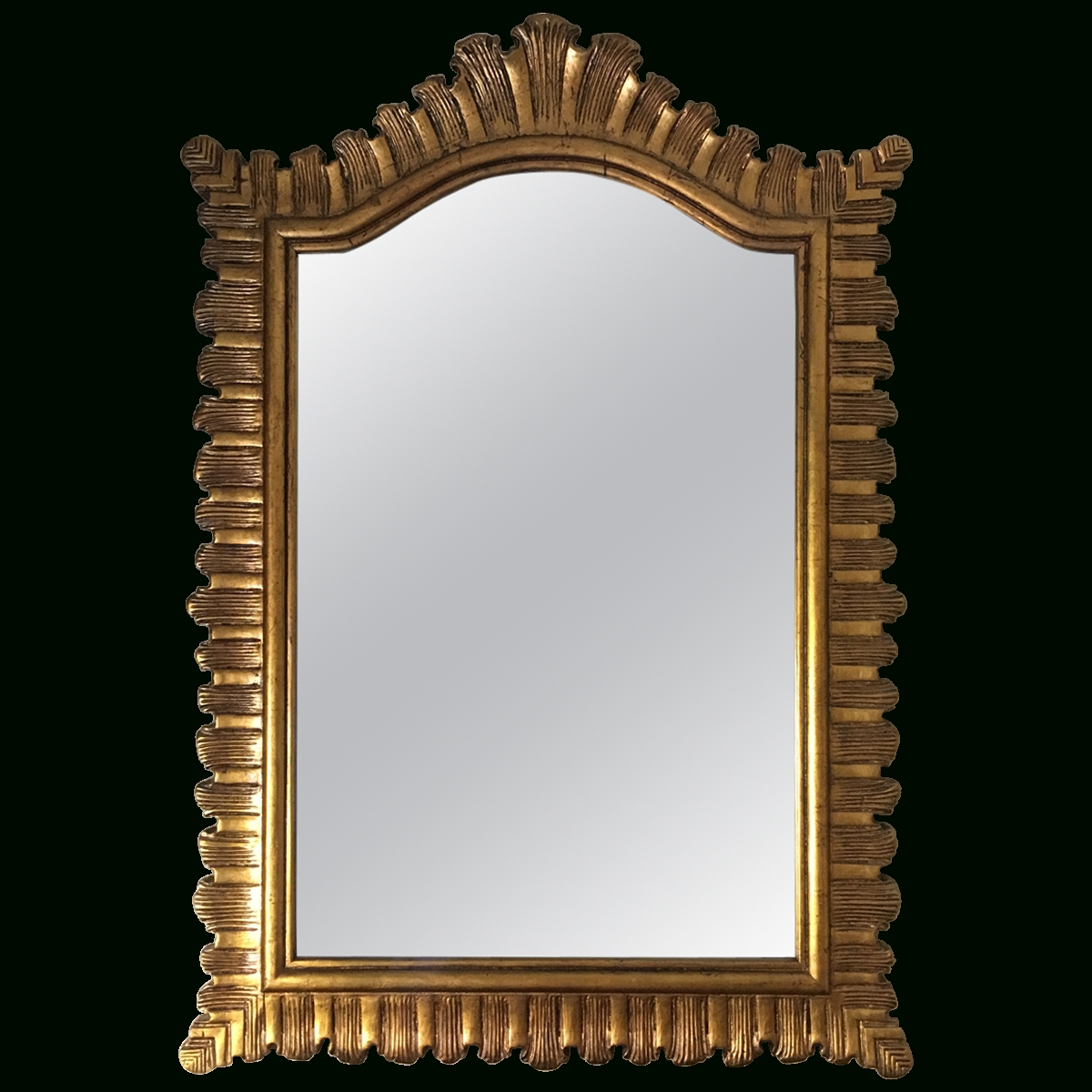 Viyet - Designer Furniture - Accessories - Traditional Large Gold regarding Gilt Framed Mirrors (Image 25 of 25)