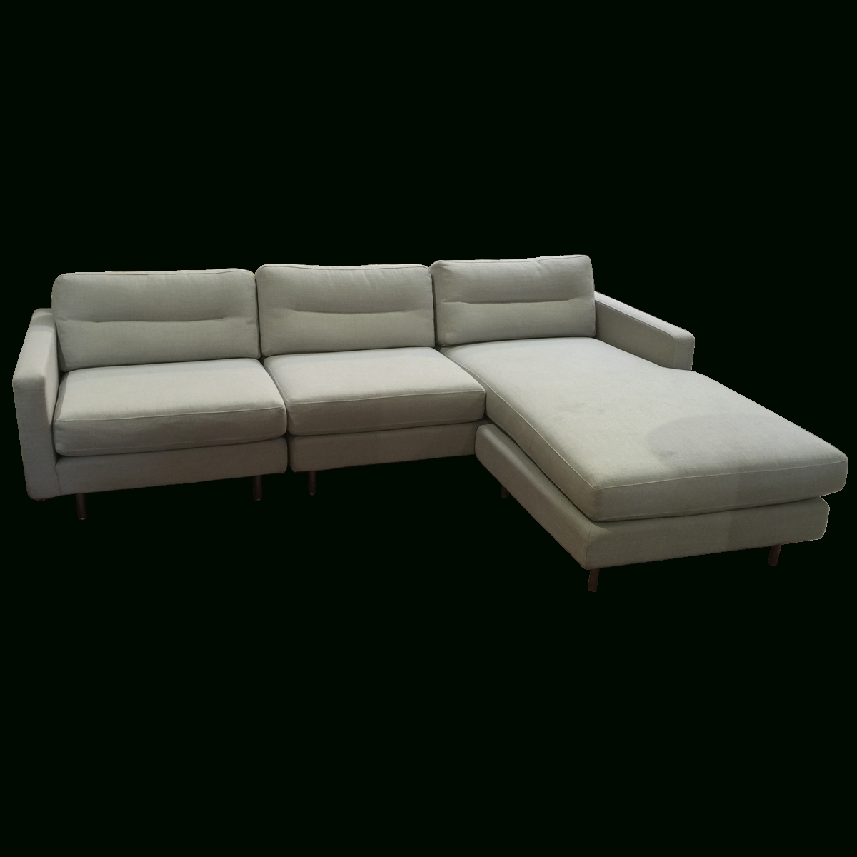 Viyet - Designer Furniture - Seating - Gus Logan Bi-Sectional Sofa within Bisectional Sofa (Image 30 of 30)