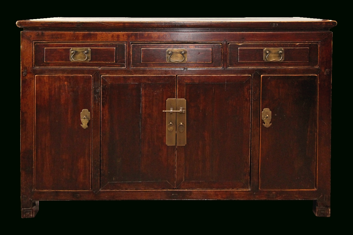 Viyet - Designer Furniture - Storage - Antique Asian Inspired for Asian Sideboards (Image 27 of 30)