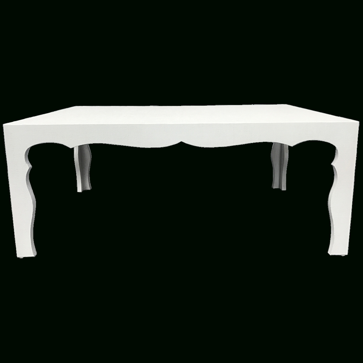 Viyet - Designer Furniture - Tables - Two Worlds Arts White inside Chinese Coffee Tables (Image 30 of 30)
