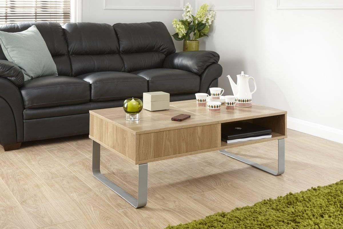 Wade Logan Donaldson Coffee Table With Lift Top & Reviews regarding Logan Lift Top Coffee Tables (Image 28 of 30)