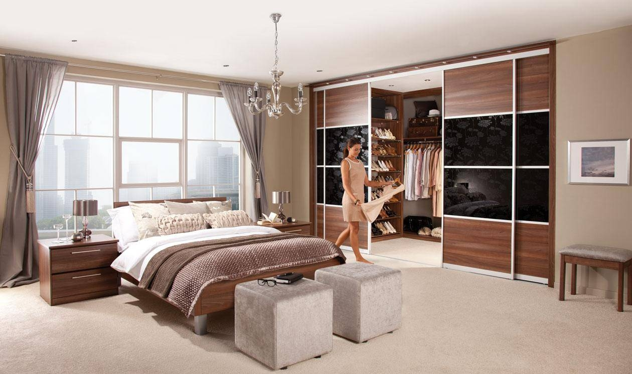 Walk In Wardrobes - Bespoke Bedroom Furnituresharps for Bedroom Wardrobes (Image 15 of 15)