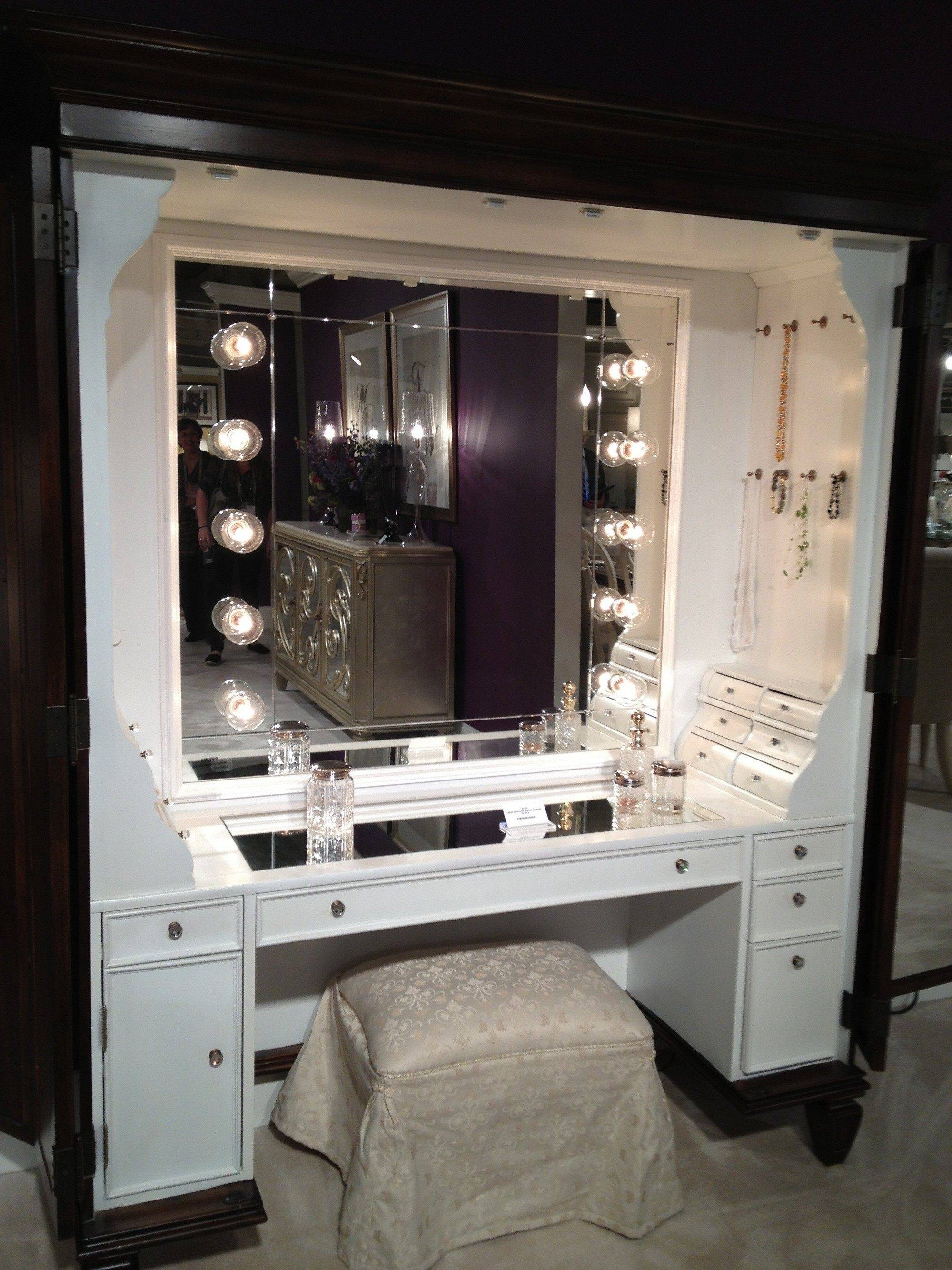 Wall Dressing Tables With Mirror with Decorative Dressing Table Mirrors (Image 25 of 25)