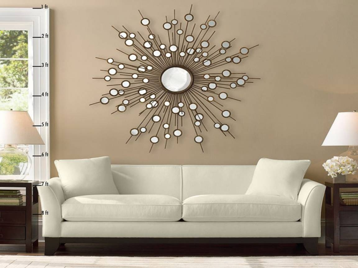 Wall Mirror Decor Ideas 6 Fascinating Ideas On Stunning Wall within Fancy Wall Mirrors (Image 22 of 25)