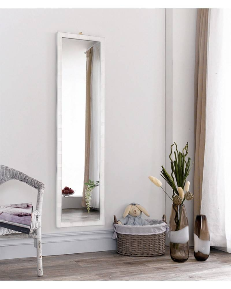 Wall Mirror Full Length 71 Trendy Interior Or Frameless Full for Full Length Frameless Mirrors (Image 25 of 25)