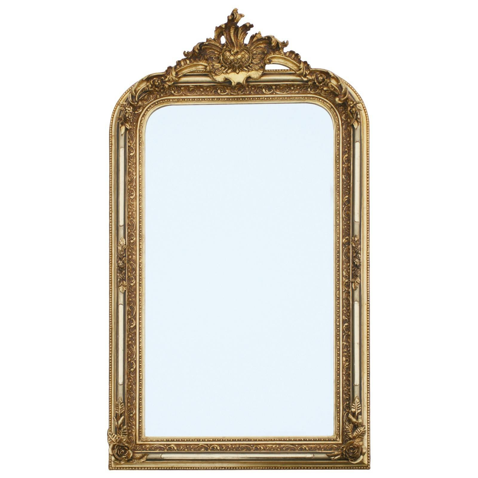 Wall Mirror Large Ostentatious Luxury Baroque Mirror With Bevelled intended for Large Baroque Mirrors (Image 25 of 25)