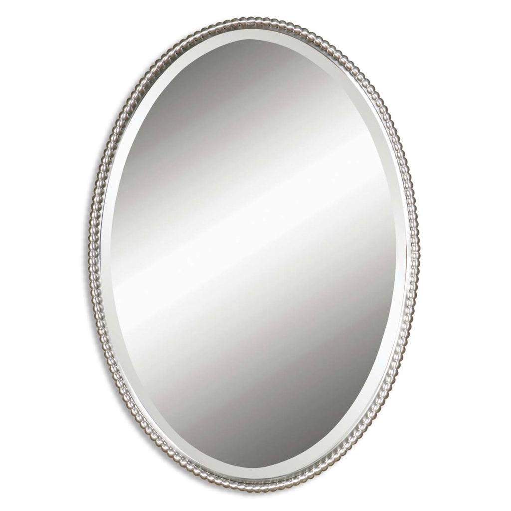 Wall Mirrors Bathroom Bellacor Com Black Oval Mirror Sherise regarding Black Oval Wall Mirrors (Image 25 of 25)