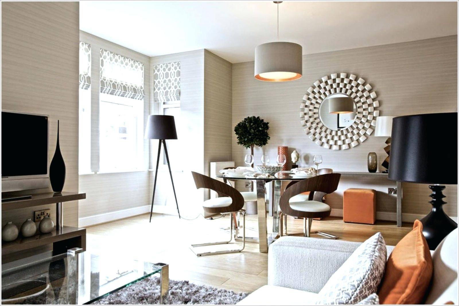 Wall Mirrors For Dining Room Trends And Mirror Round Jennifer in Designer Round Mirrors (Image 25 of 25)