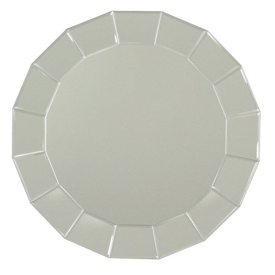 Wall Mirrors - Round, Oval, Square & More | Lowe's Canada intended for Extra Large Sunburst Mirrors (Image 25 of 25)