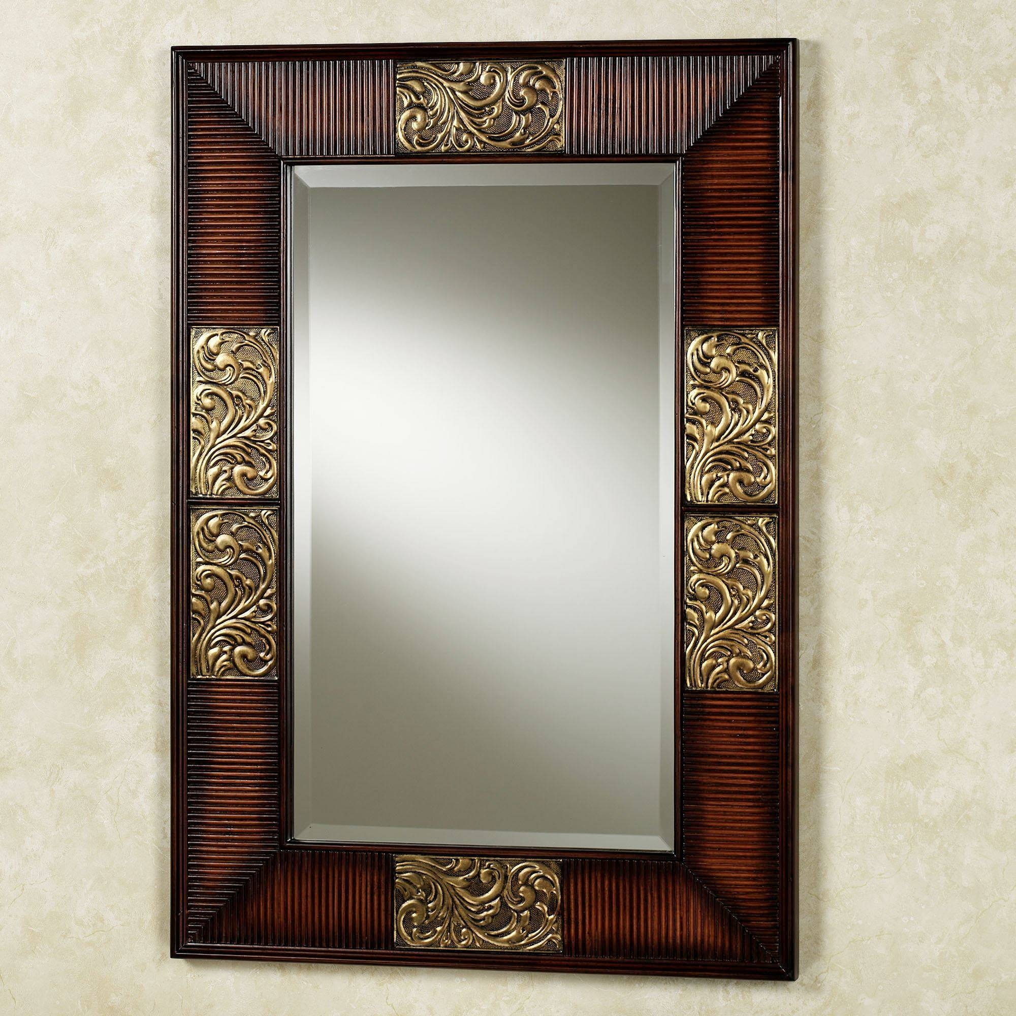 Wall Mirrors | Touch Of Class in Fancy Wall Mirrors (Image 24 of 25)
